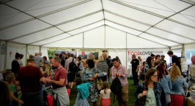 The producers tent