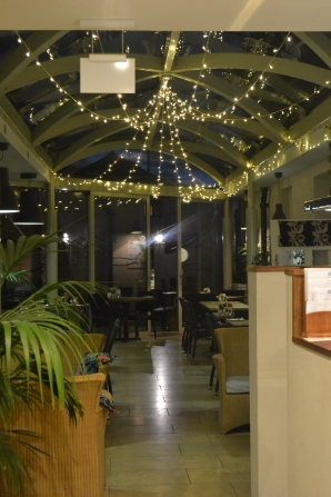 Dining In The Dark - Salutation Inn