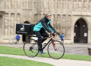 Deliveroo Exeter