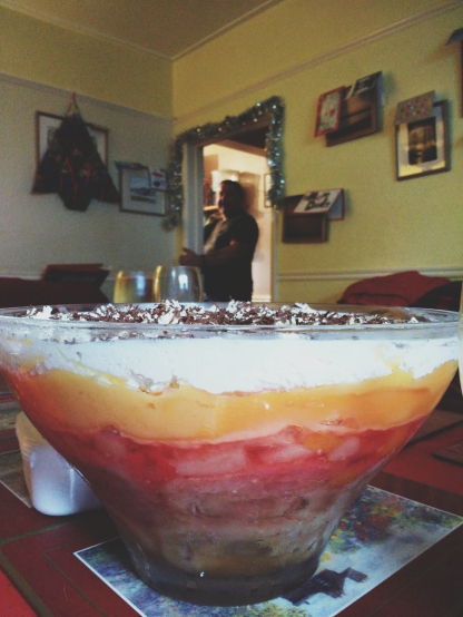 The record breaking trifle