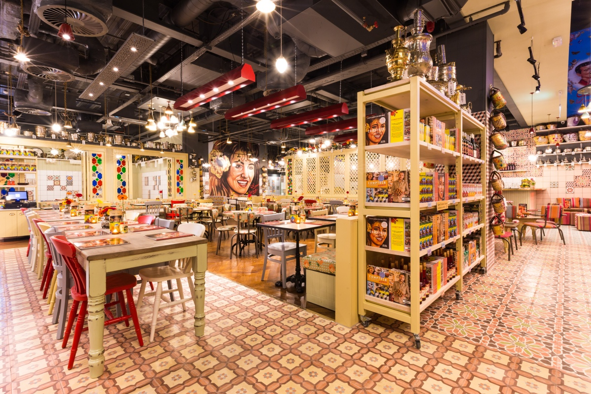 Comptoir Libanais announced to open in the Queen St DiningQuarter