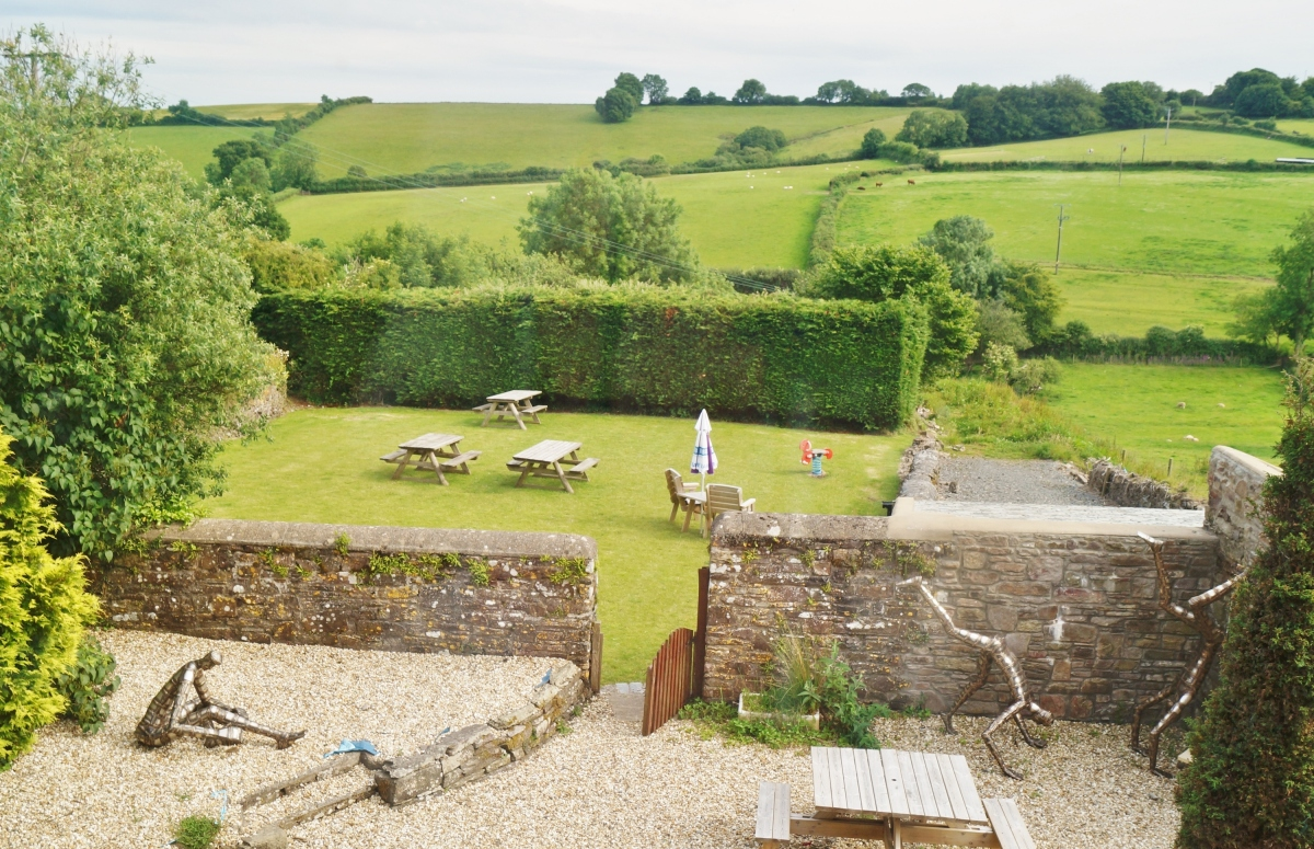 10 Questions for The Poltimore Inn, NorthMolton