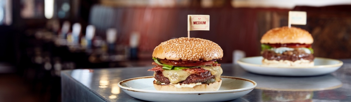 Gourmet Burger Kitchen (GBK) is celebrating the opening of its new Exeter restaurant with a big burger giveaway.