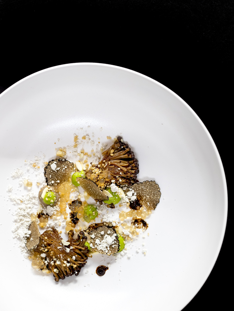 Top Chefs Take a Shot at Game with Glorious Devon Fungi at The Chefs' Forum