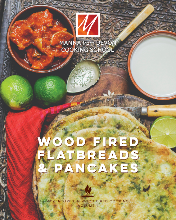 New Wood Fired Oven Cook Book Published in Time forChristmas
