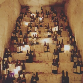Stairway to Heaven in the Cellar