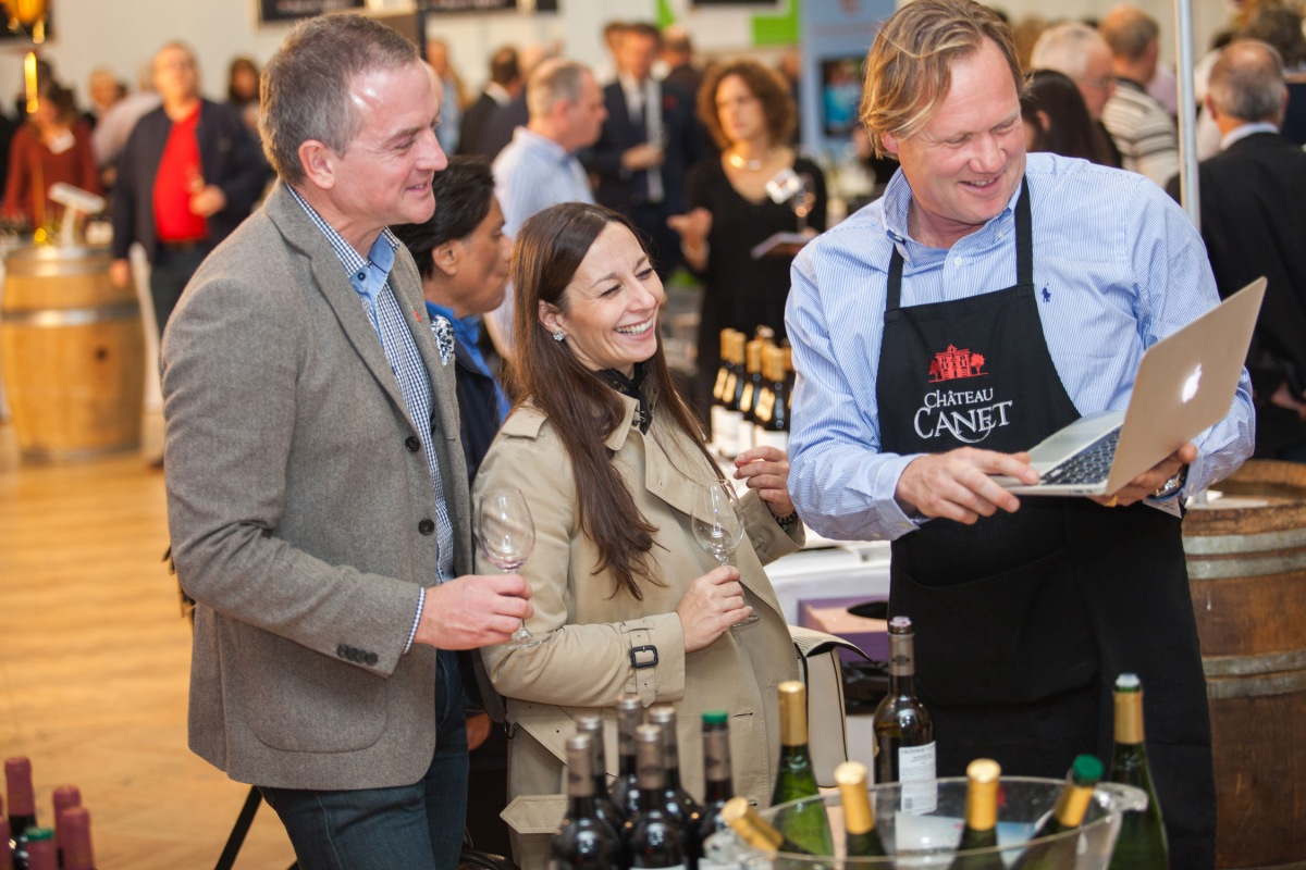 Laithwaites Wine Tasting in Exeter on 25th March – Mercure Rougemont