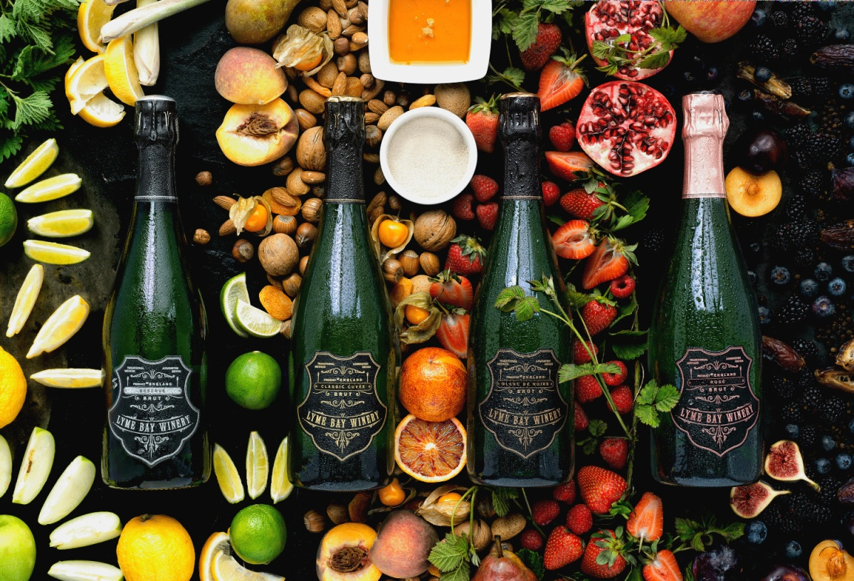 Try Lyme Bay Winery's Four NEW Wines At Exeter Festival of South West Food &Drink