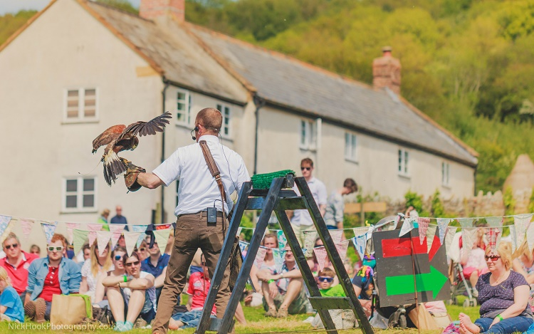 Win a Family Pass to the River Cottage Spring Food Fair!