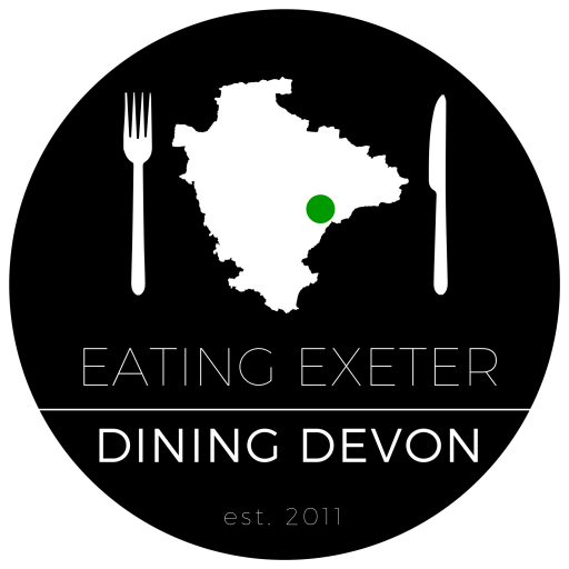 Presenting Eating Exeter, Dining Devon  and a fantastic celebratory competition with Harry'sRestaurant