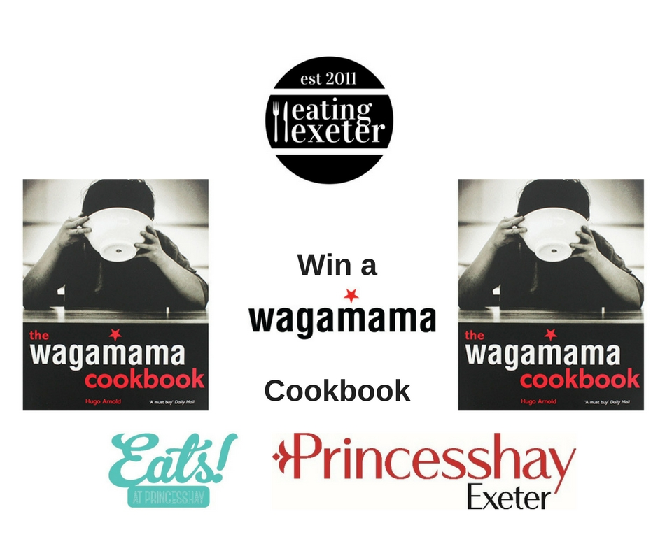Win a Wagamama Cookbook!
