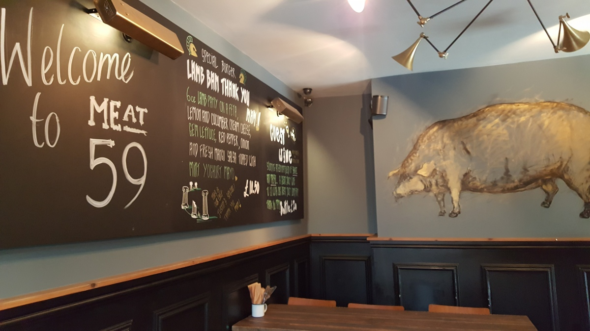 Burger Heaven at Meat59 – by Lauren Heath