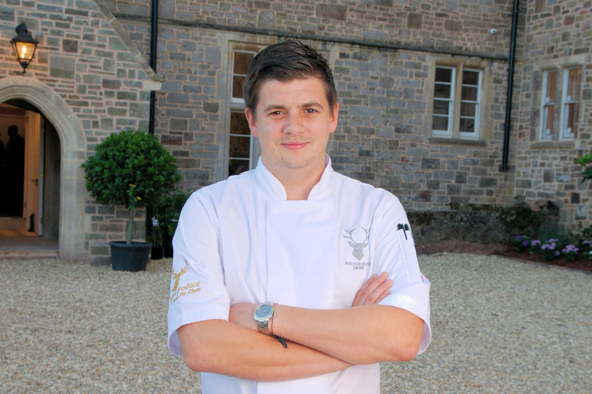 Ex Royal Clarence chef heads up restaurant at new luxury Devon hotel