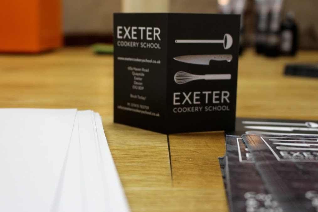 Upcoming courses at Exeter Cookery School