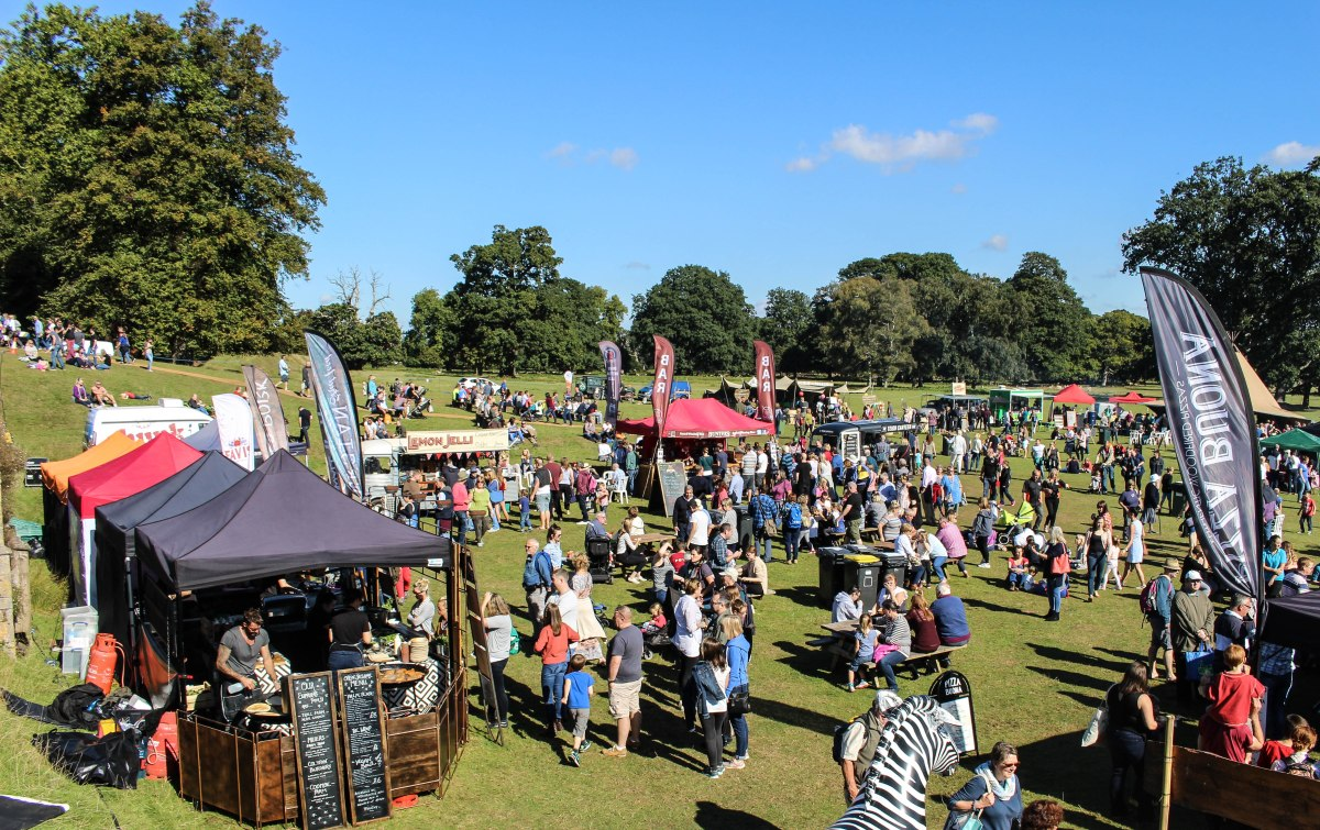 Countdown to Powderham Food Festival 2017: foodie fun for all the family