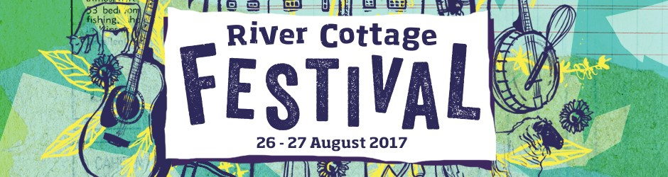 Family Fun at the River Cottage SummerFestival