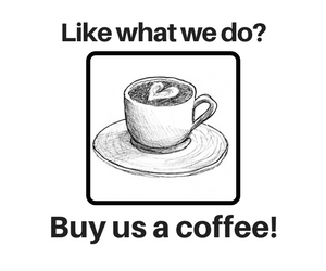 Buy us a coffee! – Dining Devon