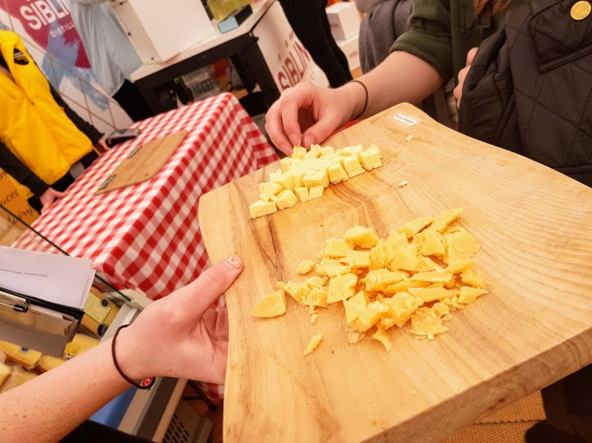 Cornish Gouda Company Cheese Exeter Food Festival 2018