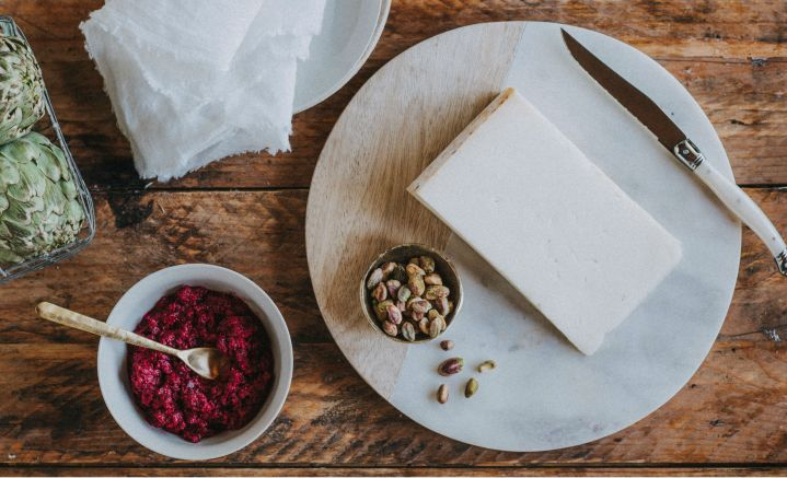 Goats cheese 2