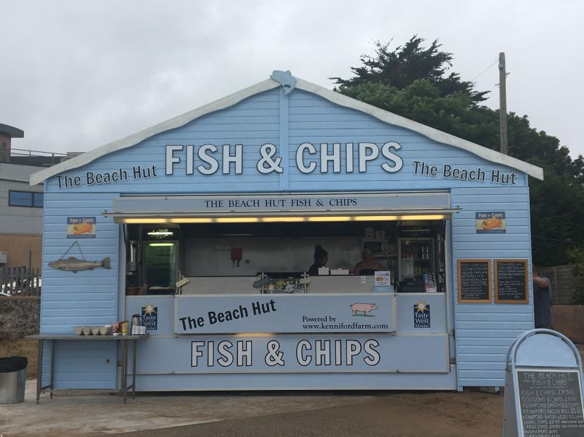 Kenniford fish and chips