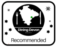 Dining Devon recommended