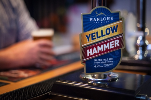 hanlons yellow hammer beer