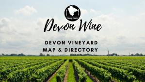 Dining Devon Vineyard Map & Directory